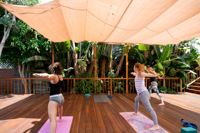 Yoga Yard, La Jolla
