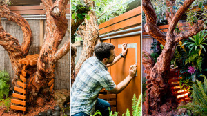 The Horticult Garden: Making the Living Wall