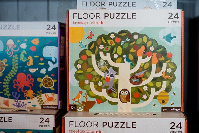 Treetop Friends Floor Puzzle - $18.00