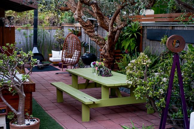 The Horticult Garden Tour - The Dining Room - Ryan Benoit Design