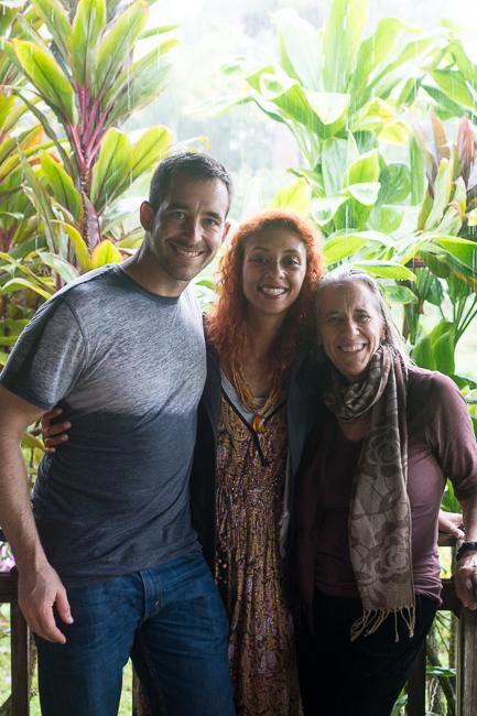 Ryan, Chantal and Lee.