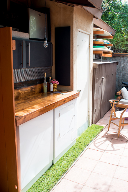 The Horticult Garden Tour - The Guava Tree Room - Ryan Benoit Design - The Bar