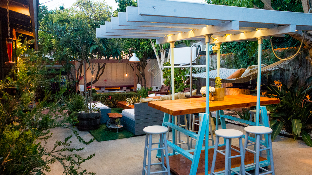 Backyard Transformation The Story Behind Our Garden The