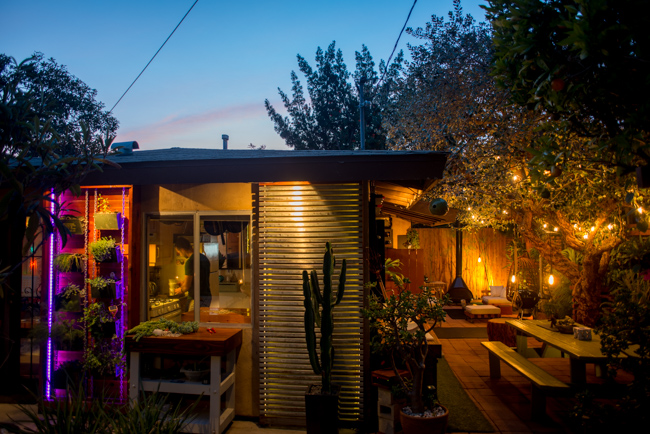 Our Garden | Dirt, design and culture. on window house night, water house night, bathroom night, bedroom night, kitchen night, home house night, landscaping house night,
