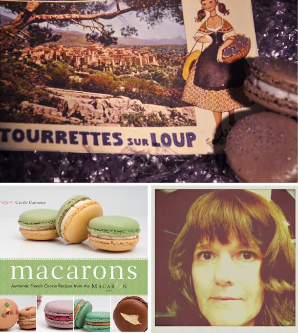 Macaron Cafe Book Cecile Cannone Macaron Cafe