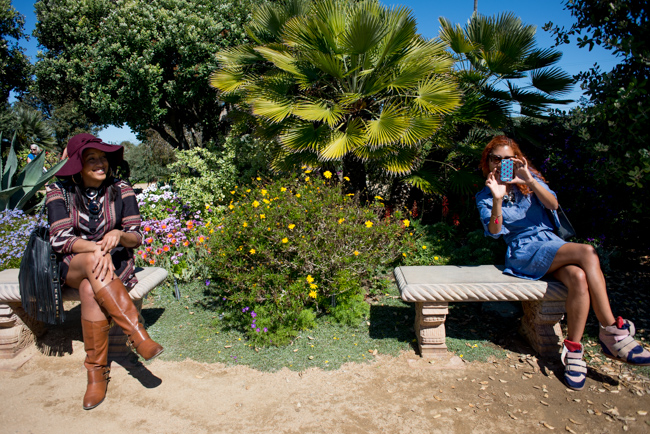 Garden Of The Guru Seeking Inner Peace And Plants At The Self Realization Fellowship The