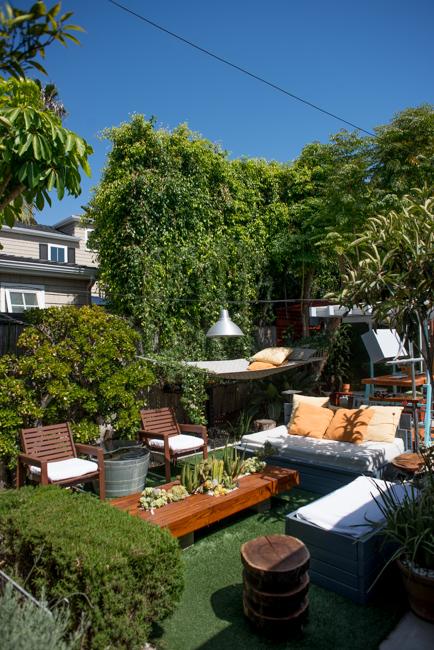 La Jolla Secret Garden Tour - The Horticult Garden - Ryan Benoit