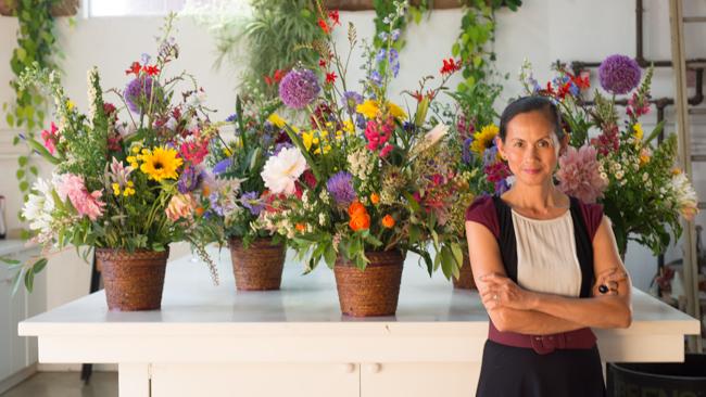 Tam Ashworth, Isari Flower Studio