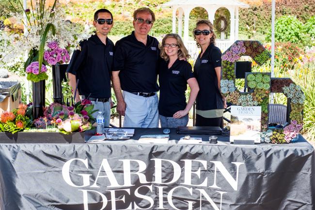 Garden Design crew