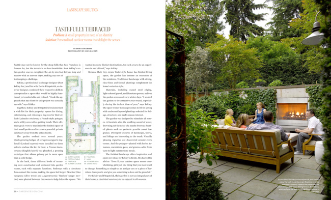 Garden Design Magazine Relaunch
