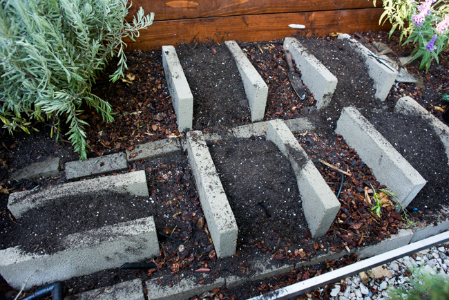Block Party How To Make Quick And Easy Raised Beds For