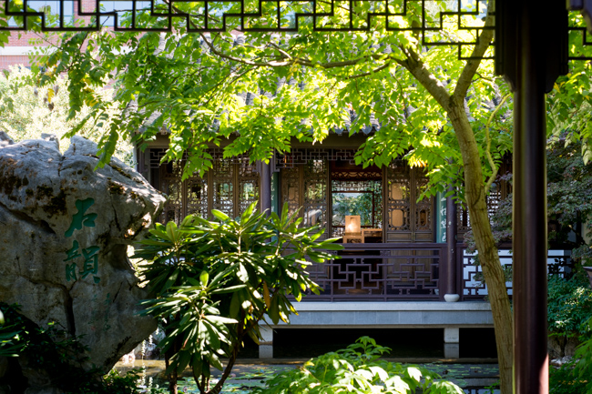 Eastern Exposure Inside The Walled Wonderland That Is Portland 39 S Lan Su Chinese Garden The