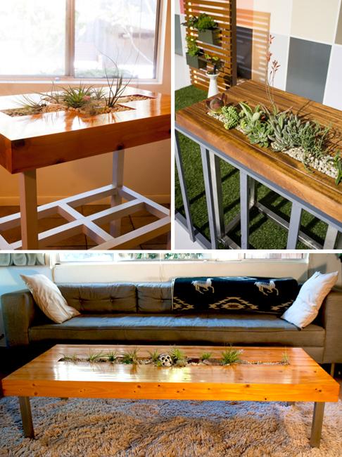 Living Tables - Ryan Benoit Design