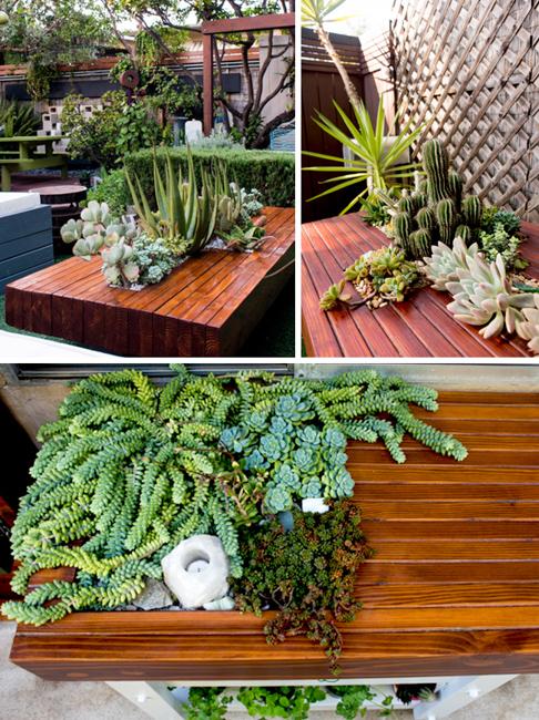 Outdoor Living Tables - Ryan Benoit Design