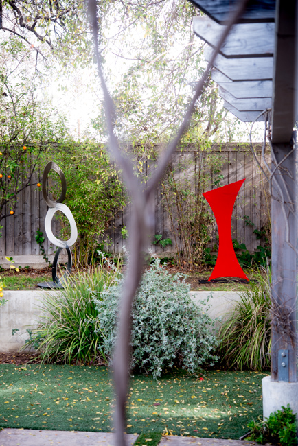 Terra Trellis and Terra Sculpture - Garden Tour