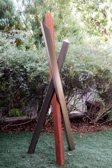 'Egress' by Terra Sculpture
