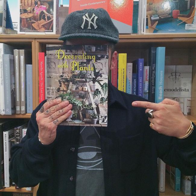 Satoshi Kawamoto of Green Fingers