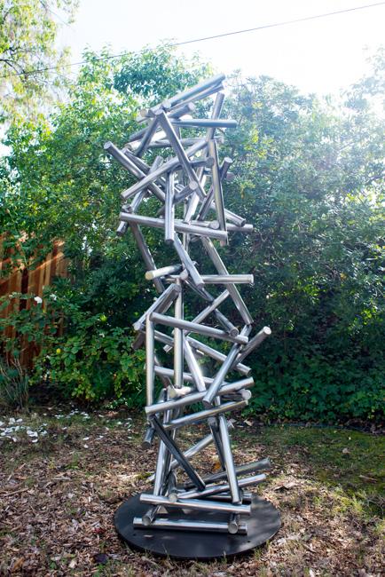 'Gravity' by Terra Sculpture
