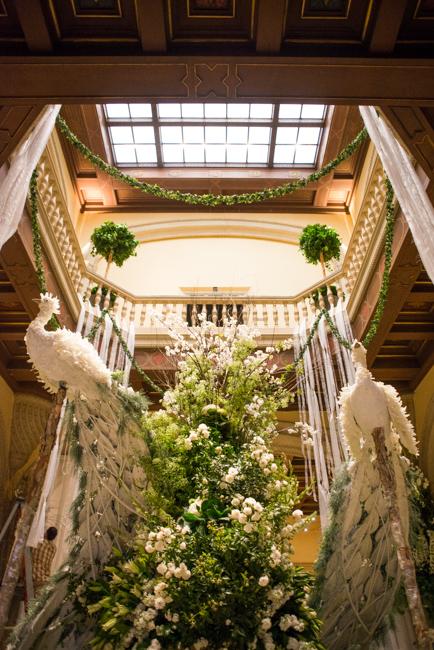Art Alive 2015 - San Diego Museum of Art Rotunda Preview with Designer René van Rems