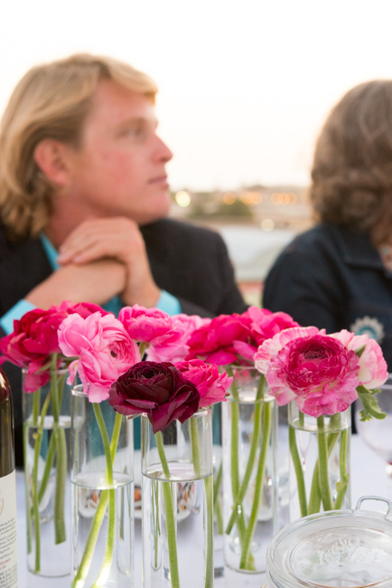 Field to Vase Dinner - The Flower Fields - Carlsbad, CA