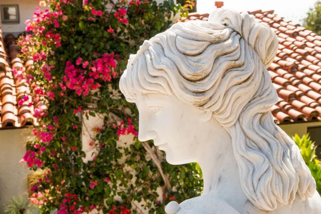 Secret Garden Tour of La Jolla, May 2015 - Garden Number 2 - The Horticult Photo Tour