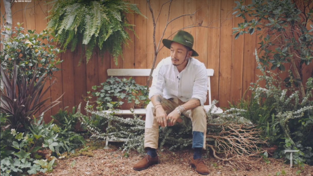How to Style Plants with Satoshi Kawamoto