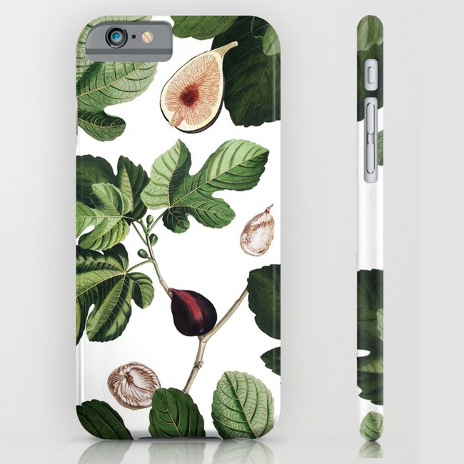 Plant-inspired phone cases