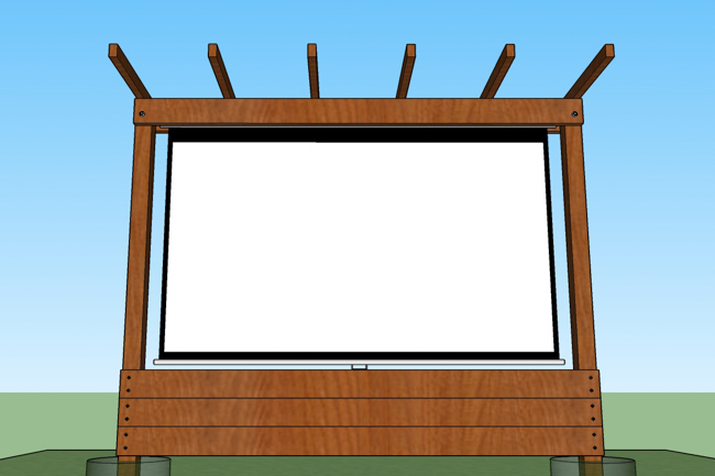 Show Thyme: How to Build an Outdoor Theater in Your Garden | The ...