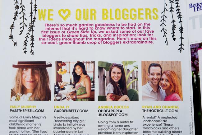 Green Side Up Magazine