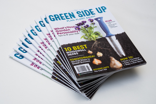 Green Side Up Magazine